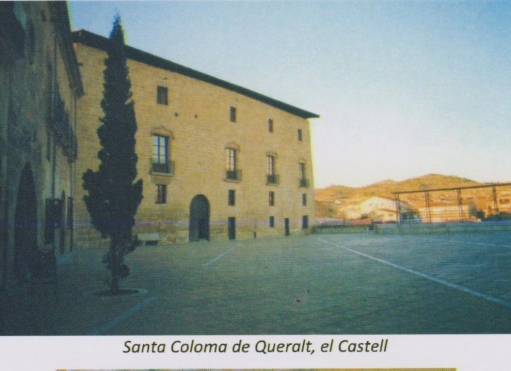 Santa Coloma-El Castell